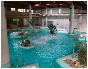 Hoteles cerca del balneario de archena hotel la parra - Banos de archena ...